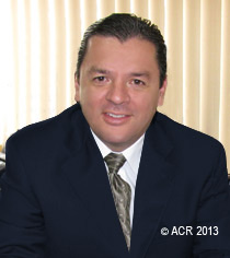 Picture of Dr. Chavarria, Costa Rica.
