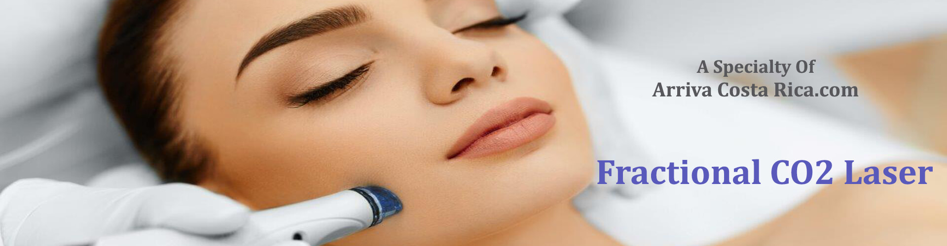 Fractional CO2 Laser Skin Enhancement.