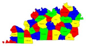 Picture of the kentucky state.