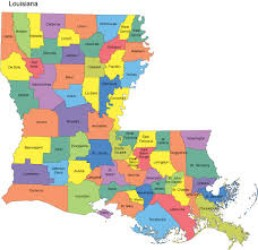 Picture of the louisiana state.